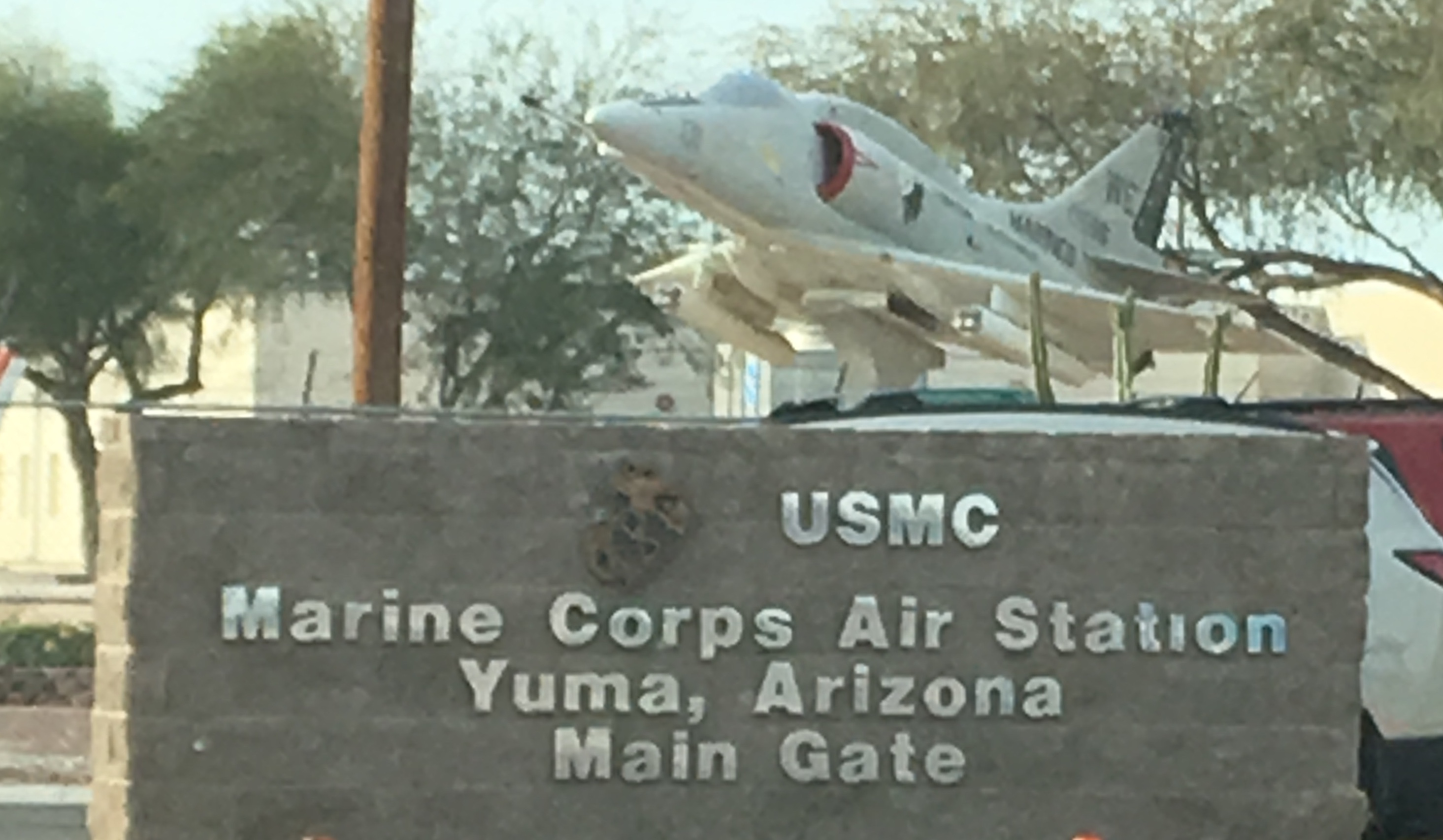 Marine Corps Air Station Picture