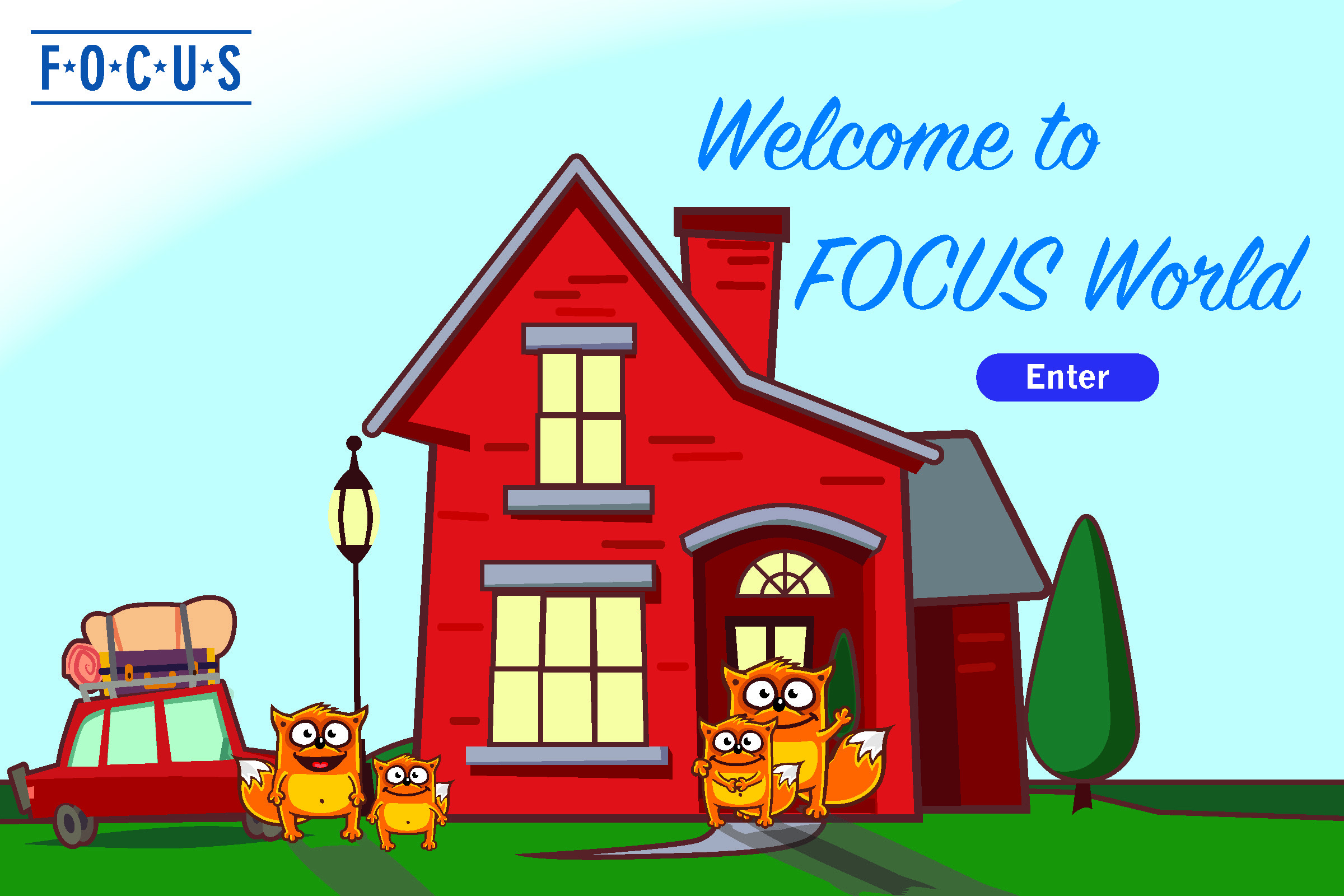 Welcome to Focus World